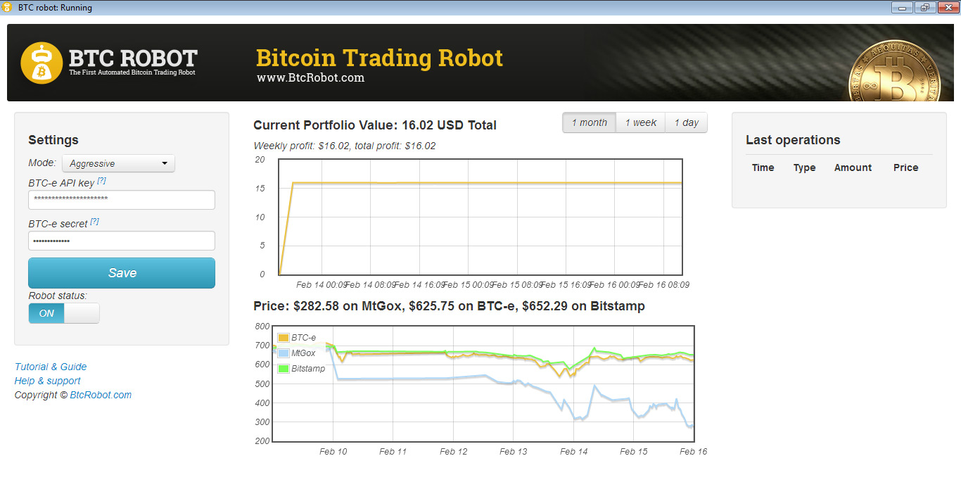Crypto Trading Bot | . BOT - Catch your profits!