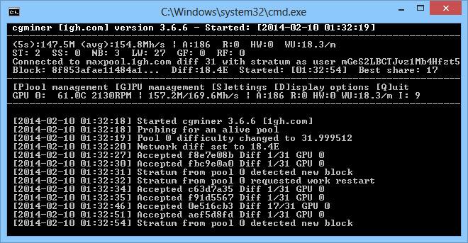 cloud mining maxcoin