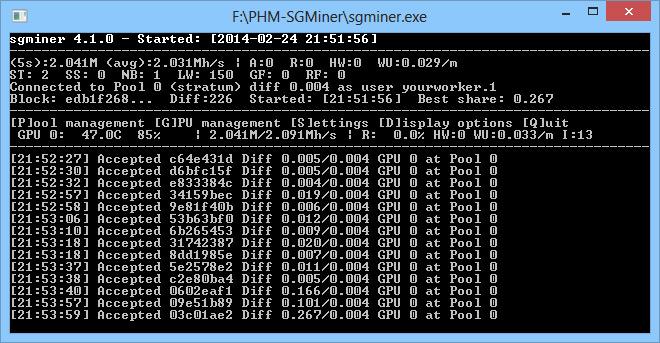 cloud mining quarkcoin