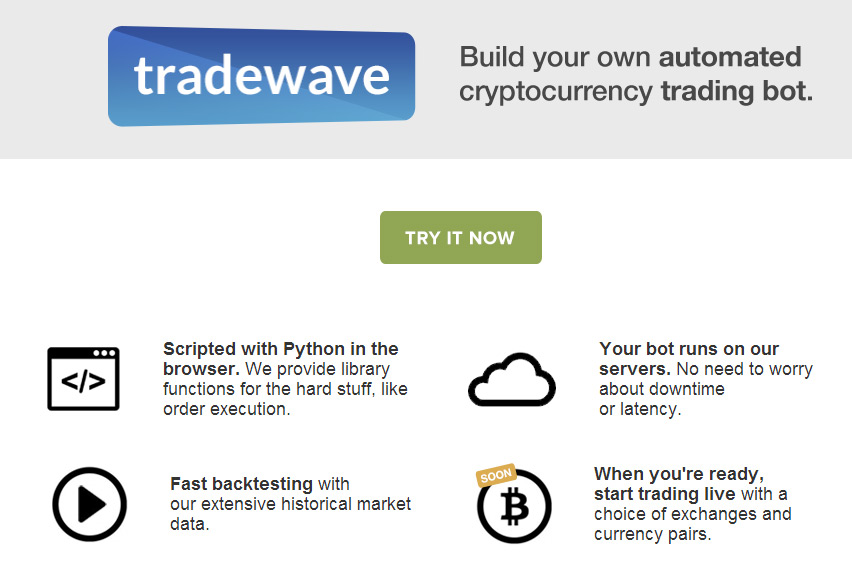Automated trading software for cryptocurrency - Selling ...