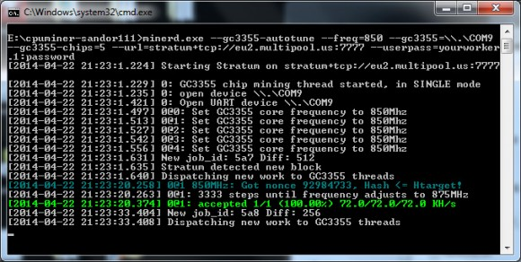cpuminer-gc3355-win32-sandor111