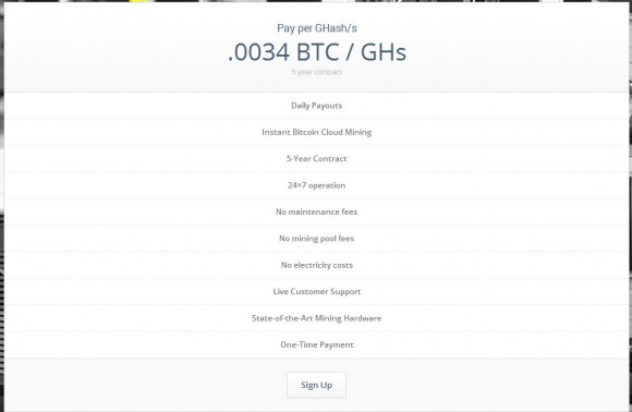 bitcoincloudservices-price