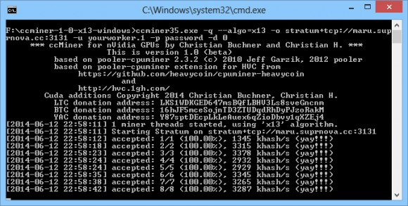 ccminer-1-0-x13-windows