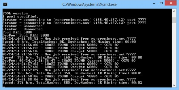 claymore-cryptonight-gpu-miner