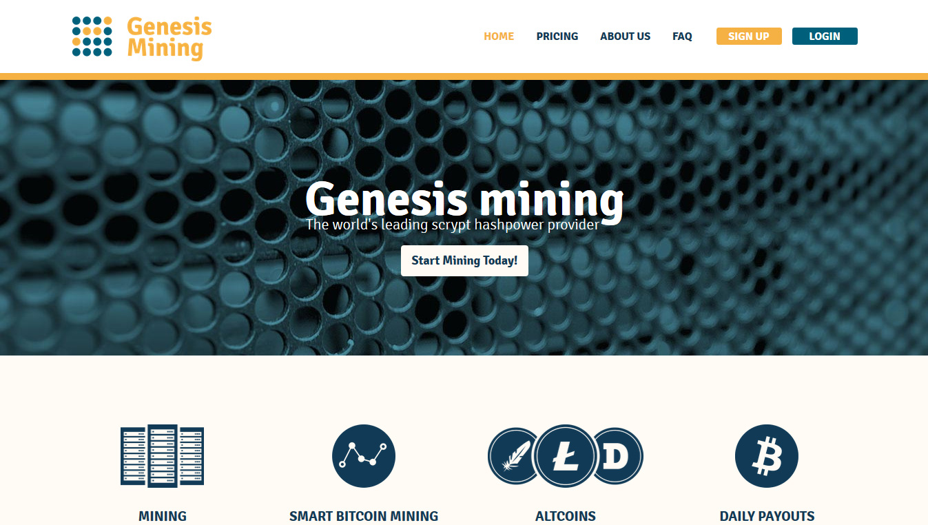 scrypt mining in the cloud