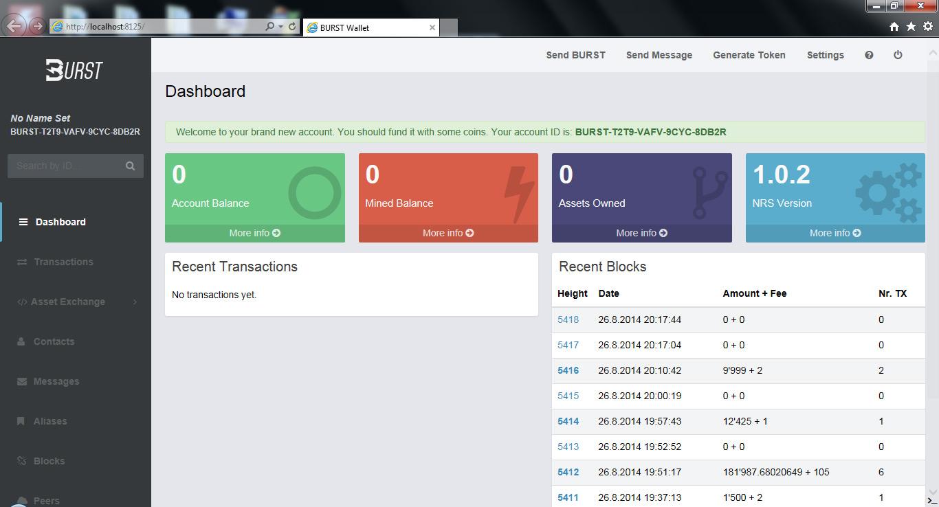 Copy bitcoin blockchain explorer