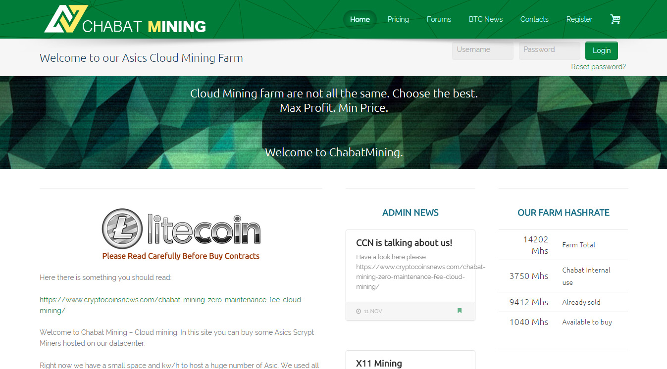 cloud mining windows azure