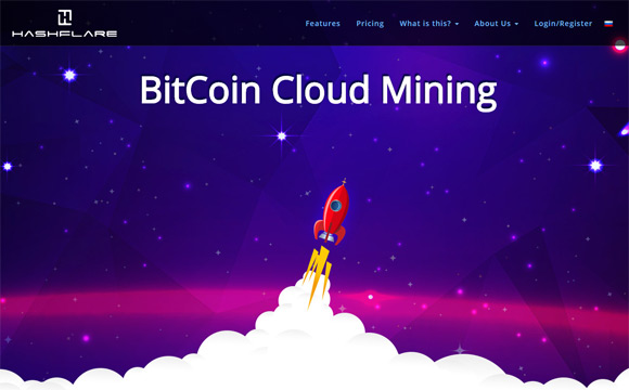 bitcoin mining cloud server