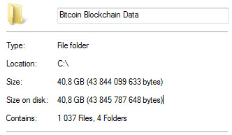 bitcoin-blockchain-data-files