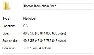 bitcoin-blockchain-data-files