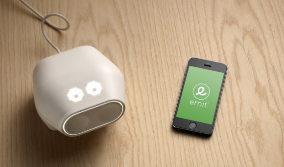 ERNIT – The Smart Piggy Bank with BTC Support