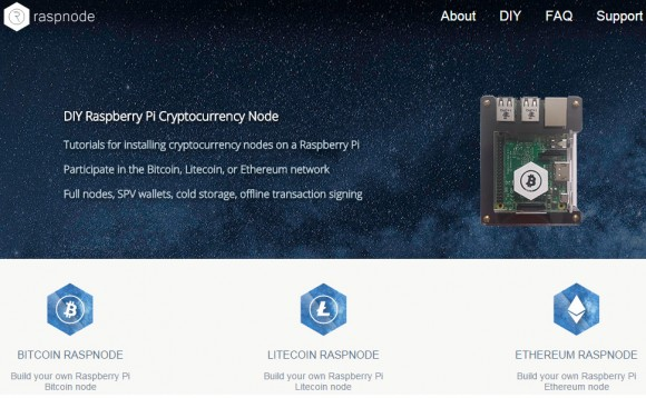 The Altcoin Update: DIY Ethereum Raspberry Pi 2