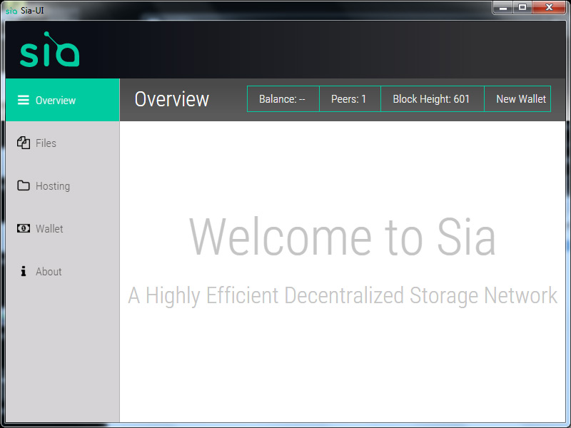Checking Out Sia, a Blockchain-based Cloud Data Storage Service ...