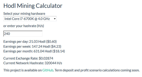 hodl-mining-calculator