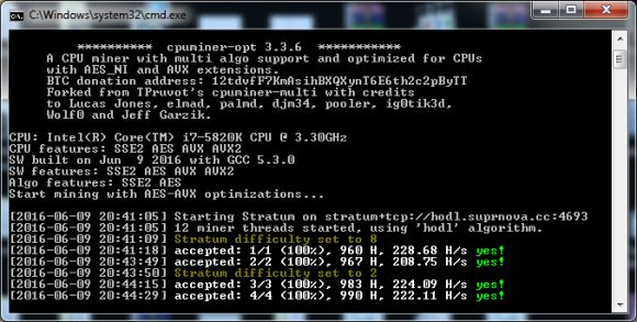 cpuminer-opt-3-3-6-windows