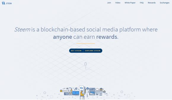 steem-website