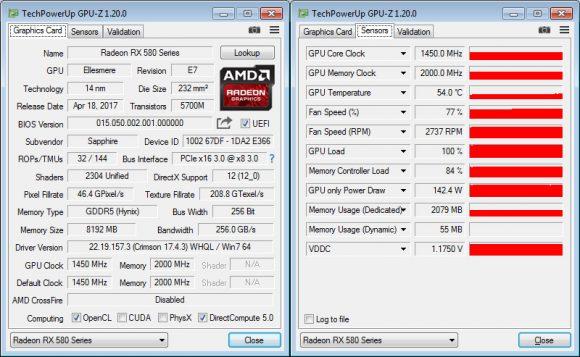 Crypto Mining With Sapphire NITRO+ Radeon RX 580 Limited