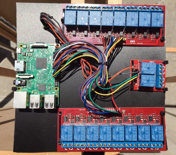 Wiringpi Web Control