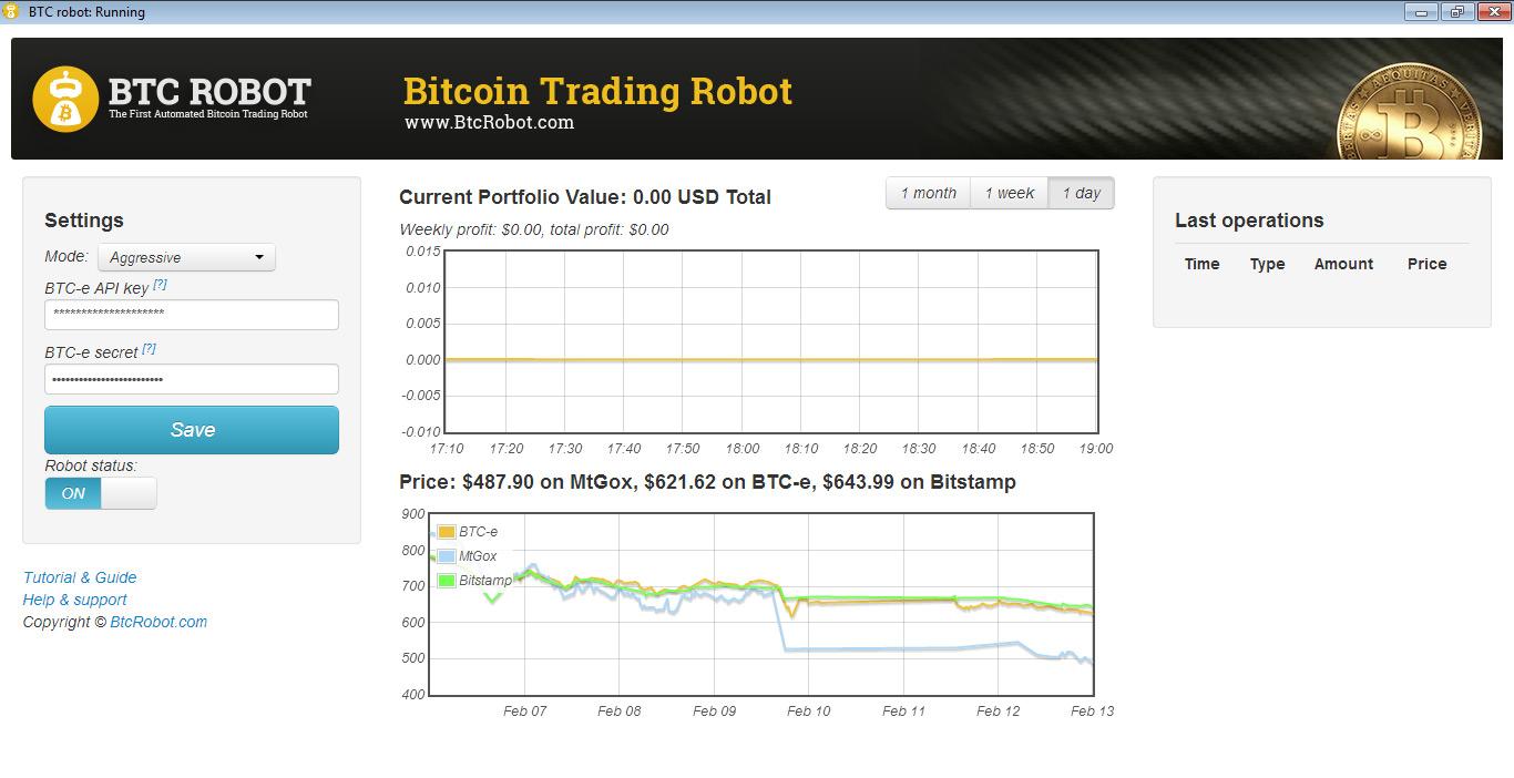 Bitcoin Robot (2) - Crypto Mining Blog
