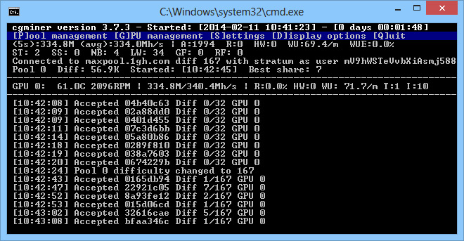 download cgminer 3 7 2 - Crypto Mining Blog
