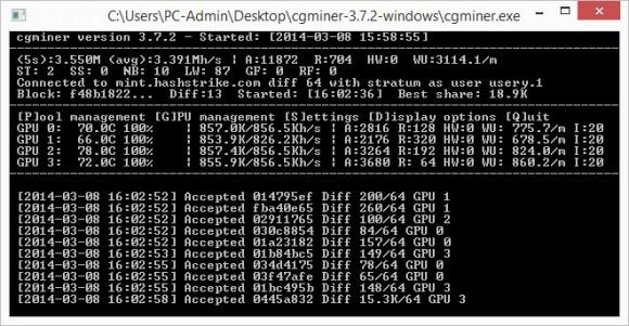 4-card-radeon-r9-290-scrypt-mining-rig-performance