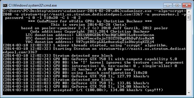 Cgminer Download 3.7.2 Windows Xp