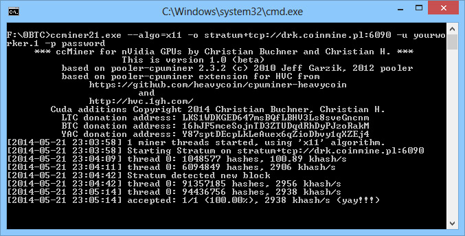What Version Of Ccminer To Use For Your Nvidia Geforce Gpu Crypto