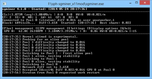 sph-sgminer_x11mod