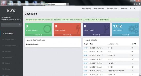 burst-crypto-web-wallet