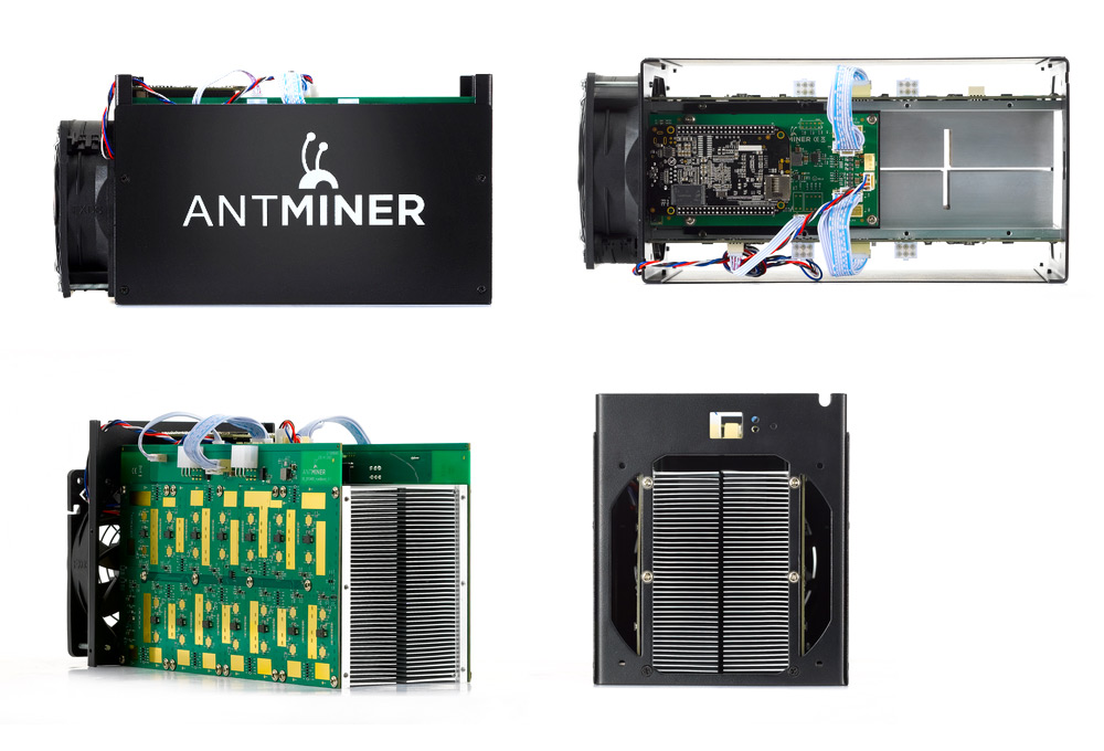 Antminer s5 power consumption