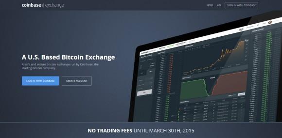 coinbase-exchange