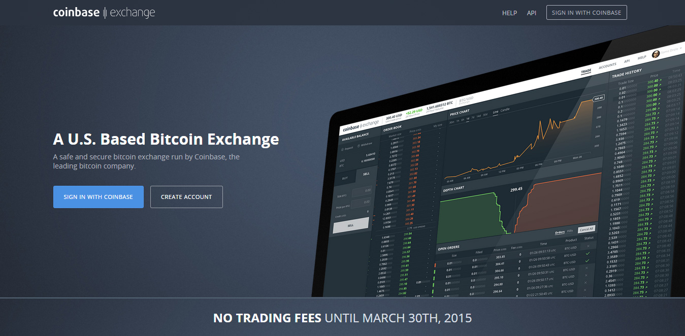 coinbase trading platform
