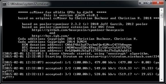 ccminer-neoscrypt-fork
