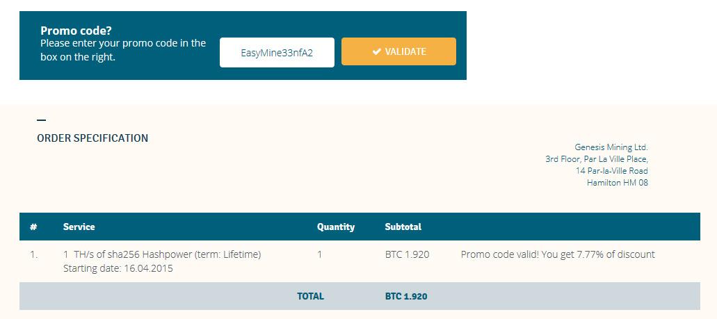 inside bitcoins discount code