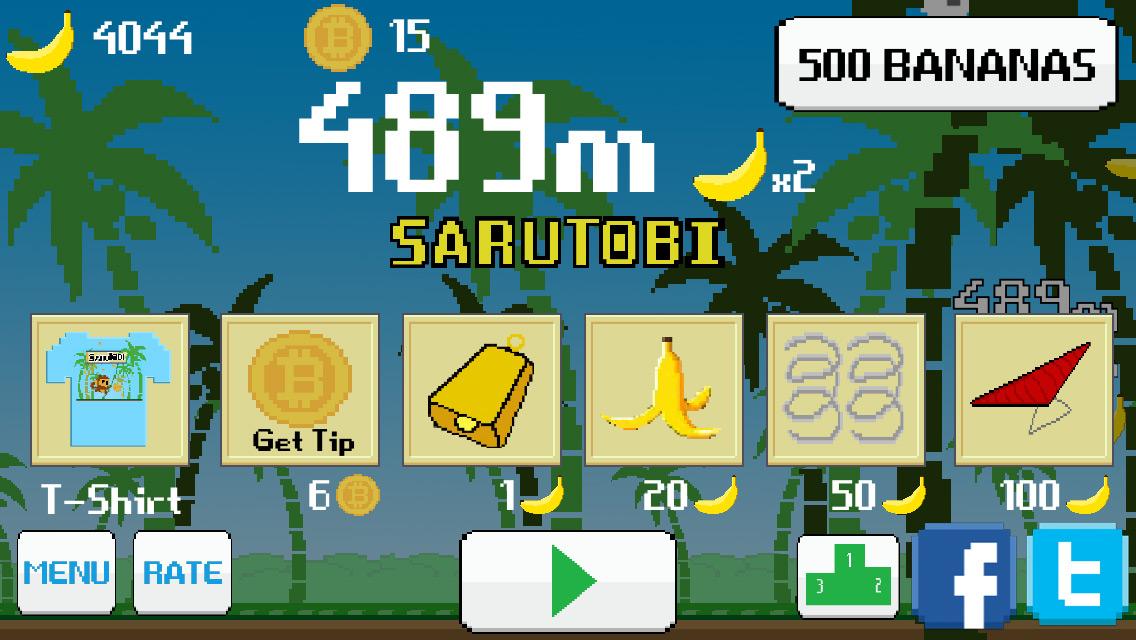 SaruTobi Mod apk Scaricare - gratuito per Android.