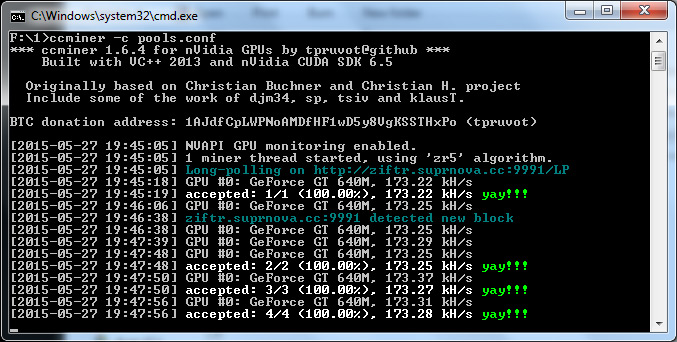 What Version of ccMiner to Use with your Nvidia GPU ...