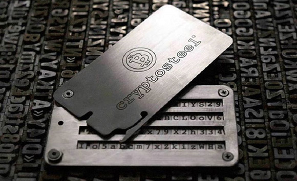 cryptosteel