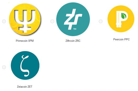 XPM PrimeCoin coin
