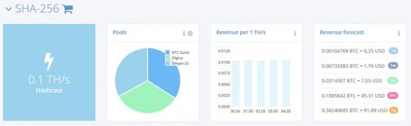 hashflare-1ths-profitability-chart