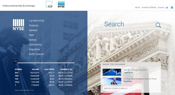 nyse-website
