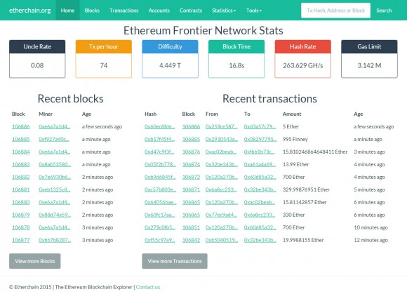 etherchain-ethereum-block-explorer