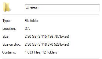 ethereum-blockchain-data