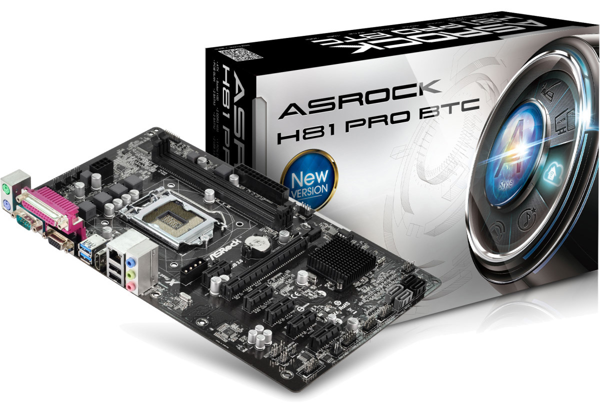 What Motherboard To Use For A Multi Gpu Mining Rig Crypto Blog Mainboard Extreme H61 Soket 1155 Asrock H81 Pro Btc