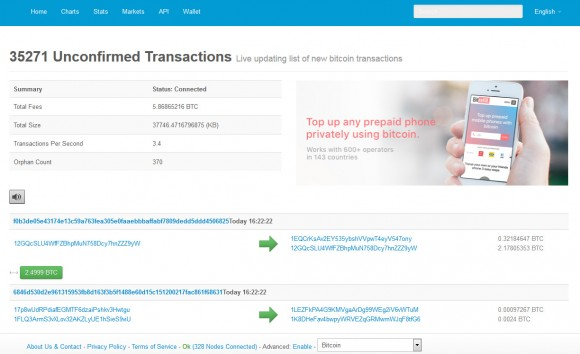 bitcoin-unconfirmed-transactions