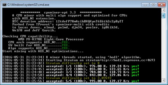 cpuminer-opt-3-3-windows