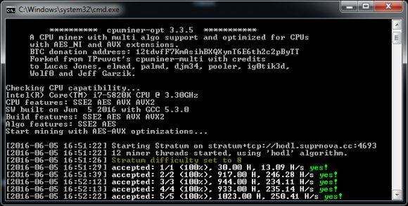 cpuminer-opt-3-3-5-windows