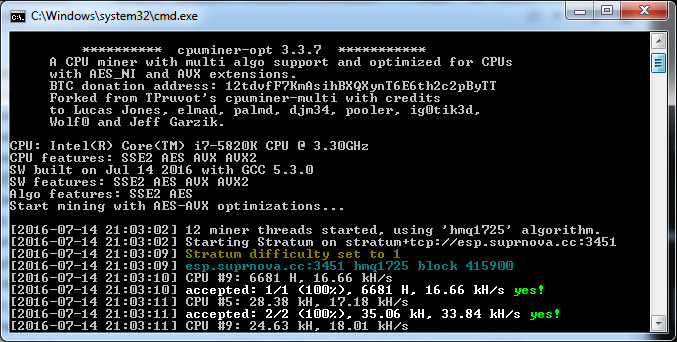 hmq1725 cpu miner - Crypto Mining Blog