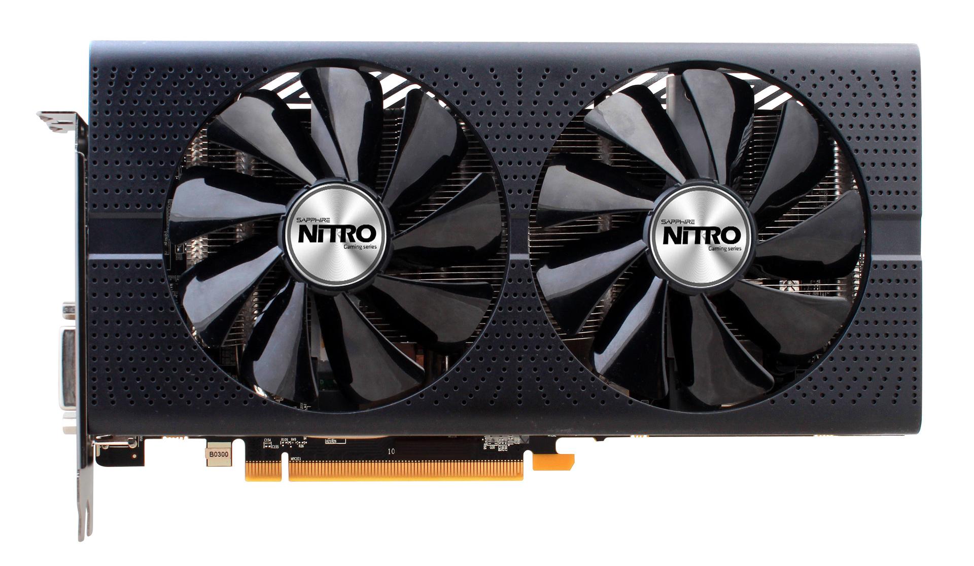 Sapphire NITRO+ AMD Radeon RX 470 8GB - Crypto Mining Blog