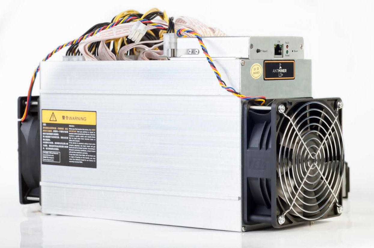 Antminer L3 - Crypto Mining Blog