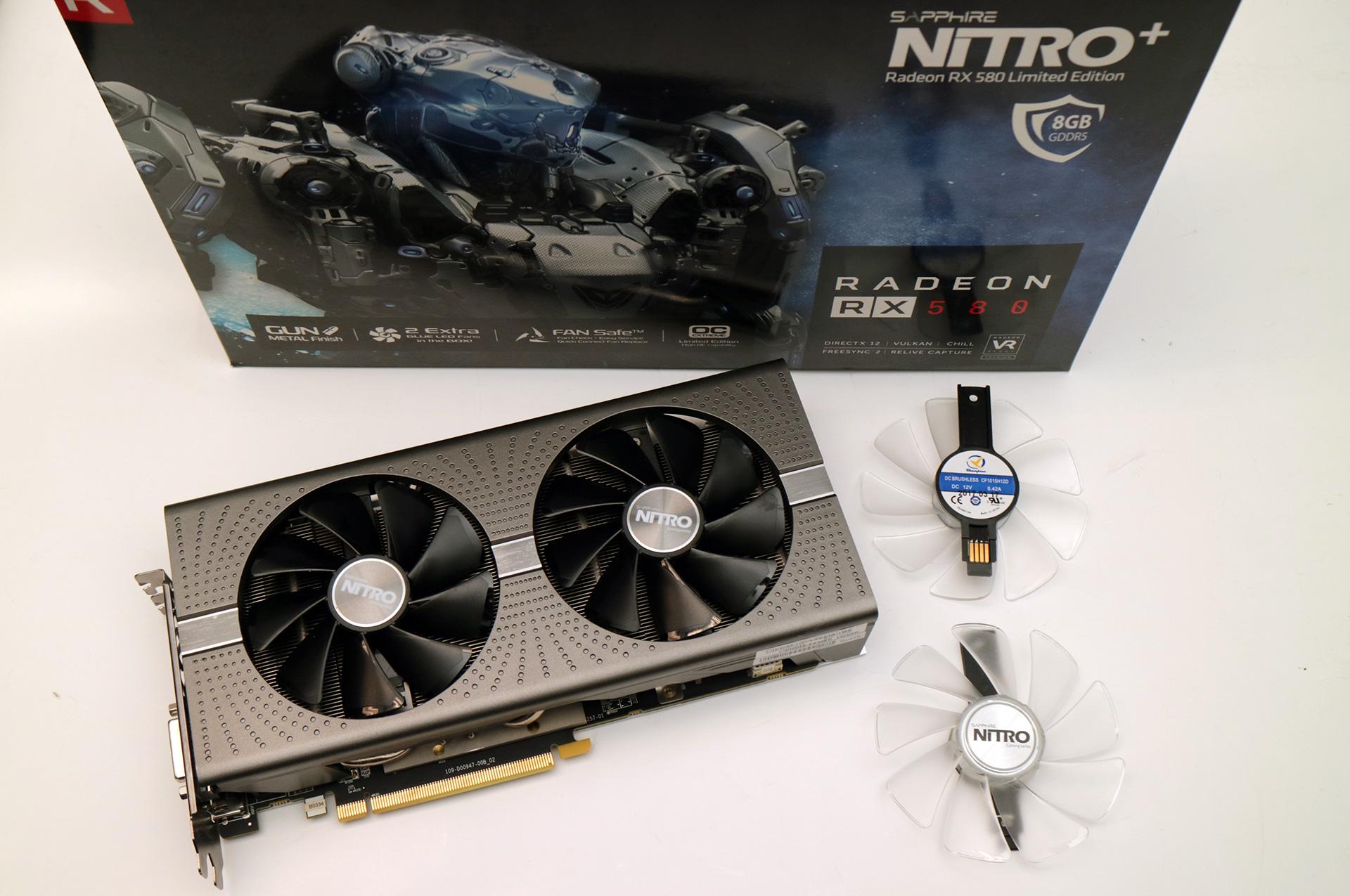 Crypto Mining With Sapphire NITRO+ Radeon RX 580 Limited Edition